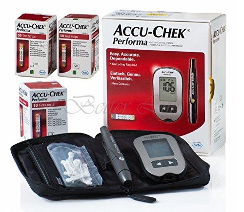 Accu-Chek-Performa-Glucometer-Kit-with-110-Test-Strips-0