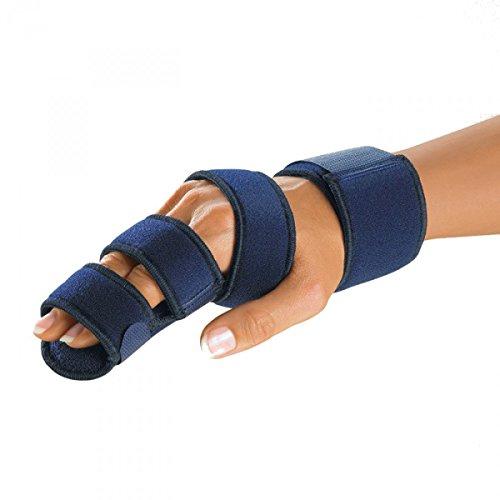 Thumb immobilization splint not